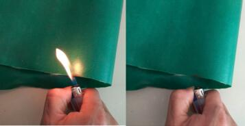 fire resistant pvc tarpaulin