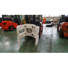 China for Hand Drum Loader Forklift Attachment Roll Clamp export to Morocco Suppliers