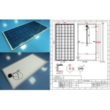 36V 290W 295W 300W 305W Road Building Solar Panel PV Module with Ce FCC Approved