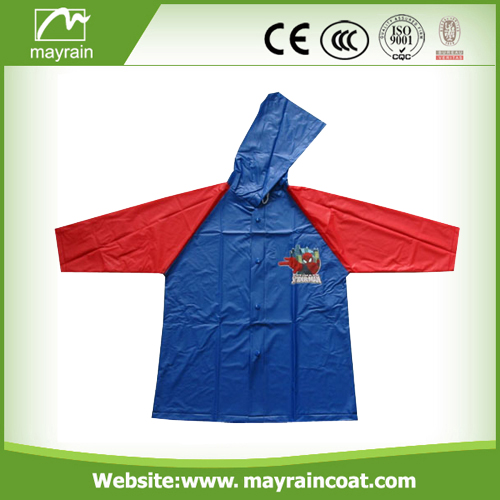 PVC Kids Outdoor Jacket