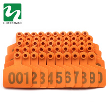 Widely Used Animals Cattle Pig Goat qr Codes Ear Tag Marking