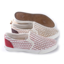 Men Shoes Leisure Comfort Men Canvas Shoes Snc-0215029