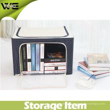 Caja de almacenamiento plegables del gabinete de almacenamiento plegable Oxford Cloth