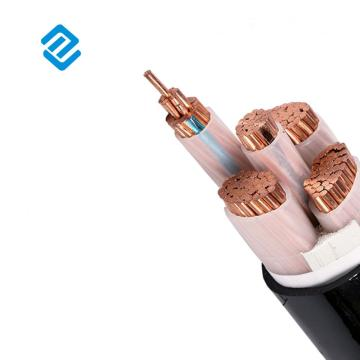 XLPE Insulation PVC Sheath  Electrical Cable