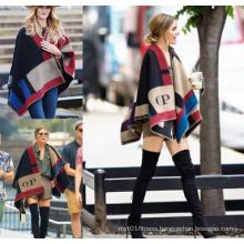 Fashion Ladies Winter Warm Cashmere Shawl (50213)
