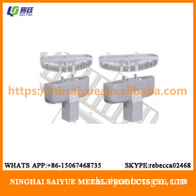 Combined type street lamp shade mould