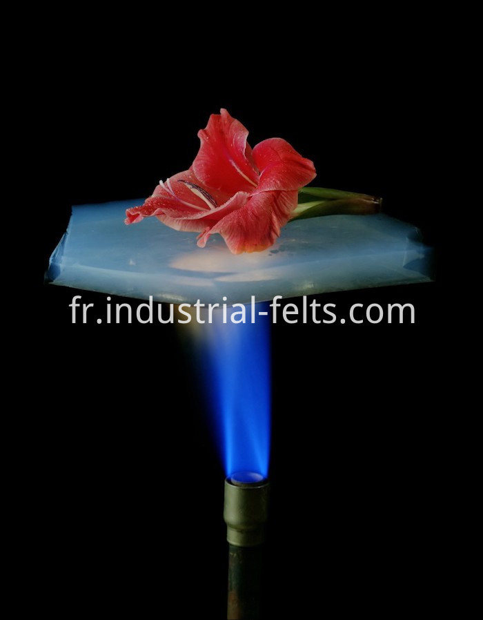 Silica Aerogel Thermal Insulation Material Felt