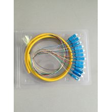 Cabo de Fibra Optical Pigtails Fiber