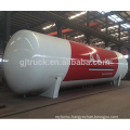 3 Axles 56m3 liquefied petroleum gas lpg tank trailer export to Africa Lowest Price for Sales