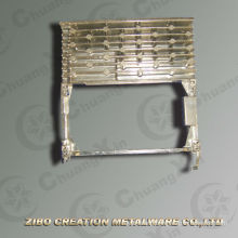 Die cast aluminum radiator car parts