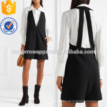 Wool-Jersey Playsuit Herstellung Großhandel Mode Frauen Bekleidung (TA3002J)