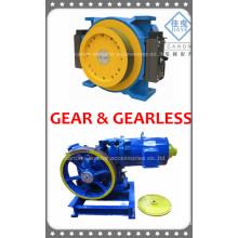 500KG Motor de ascensor Gearless síncronos de PM