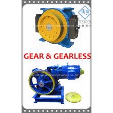 500KG PM Synchronous Gearless Elevator Motor