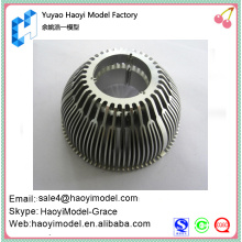 Prototipado rápido de plástico cnc de precisión de mecanizado de precisión China CNC de mecanizado de piezas de aluminio