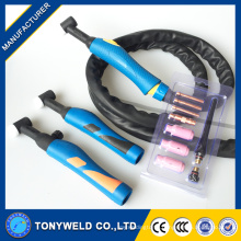 wp-18 water cooled tig welding torch