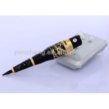 Deluxe Professional Permanent Makeup tattoo Machine & gun with crown on the pole