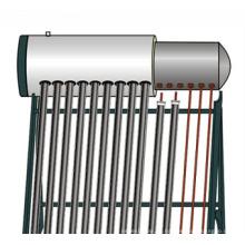 Unter Druck gesetztes Solarwarmwasserbereiter mit Kunststoffspritzbeschichtung (SPP)