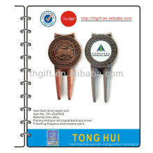 High quality custom logo golf divot repair tool