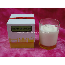 Scents of London Luxury Glass Jar Candle