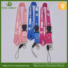 Kundenspezifische Lanyards für Card / Key / Handyhalter Lanyard