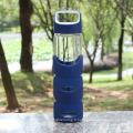 Bouteille d'eau en verre portative Sports 550ml