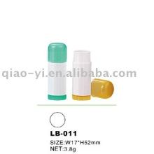 LB-011 lip balm tubes