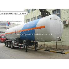 ASME VIII-1 (2015) & Nfpa 58-2016 LPG Storage Tank