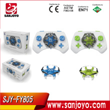 drone profesional FY805 2.4G 4CH 6-Axis mini quadcopter Pocket hexacopter