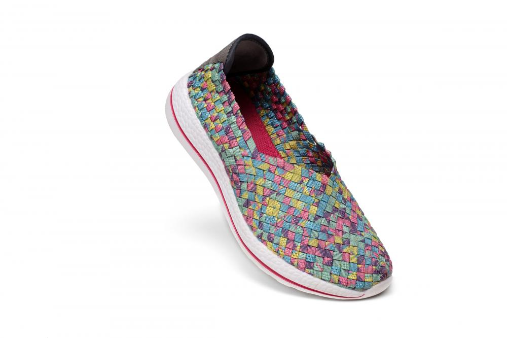 V-shaped Throat Design Slip-ons