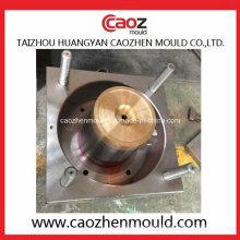 Molde de cubo de la pintura de la inyección del plástico 12liter con el cobre de B