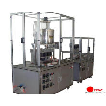mascara and lip gloss filling and capping machine