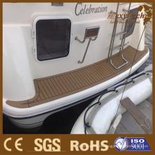 Изготовление деревянных настилов пола для яхт, парусная лодка