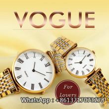 Nouvelle montre de quartz de style de 2016, montre en acier inoxydable de mode Hl-Bg-189