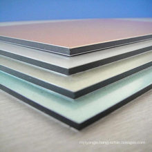 Alumnium Wall Cladding ACP Panel Price