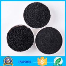 imprégnation de traitement de gaz charbon actif avec ISO