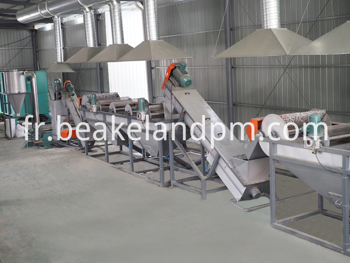 Pvc Sheet Recycling Line