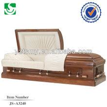 Característica simples melhor qualidade por atacado caixão