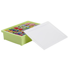 Plastic 2nd Generation Underwear Box With Lid