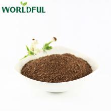 Comida orgánica con mejores ventas de la semilla del té del fertilizante con la paja, comida 100% de la semilla del té del fertilizante natural con la paja