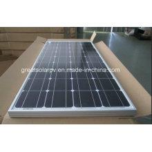 Excelente painel solar de 100W de artesanato com boa eficiência fabricado na China