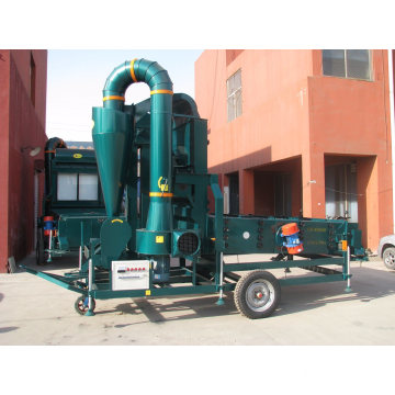 Paddy Grain Screening Cleaner Grain Cleaner y Grader