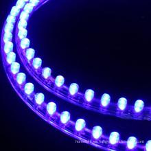 24cm / 48cm / 72cm / 98cm / 120cm 12V / 24V Tira flexible LED DIP para iluminación de automóviles