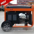 Precio portátil del generador elctric de la gasolina 6kw con CE y GS