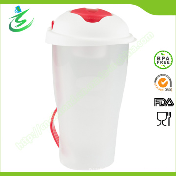 Food Grade BPA Free Wholesale Salad Shaker