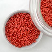 Venda quente R2212 de Masterbatch vermelho brilhante