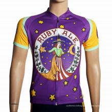 2015 Новый стиль женщин Велоспорт одежда
