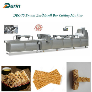 CE Goedgekeurde Fruit Bar Chikki Bar Snijmachine