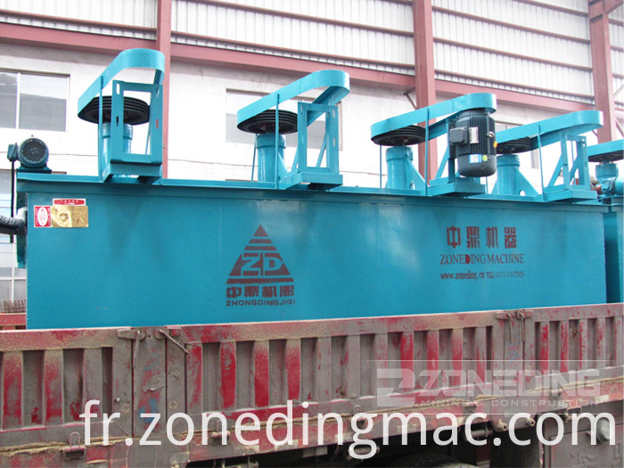 Flotation Separating Machine