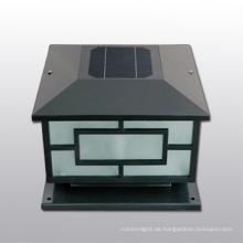 Großhandel solar Zaunpfosten Post Kappe Licht, solar Kappe Licht, solar Licht Zaun Pfostenkappe