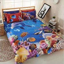 Polyester-Baumwolle Tier print Stoff für Bettwäsche